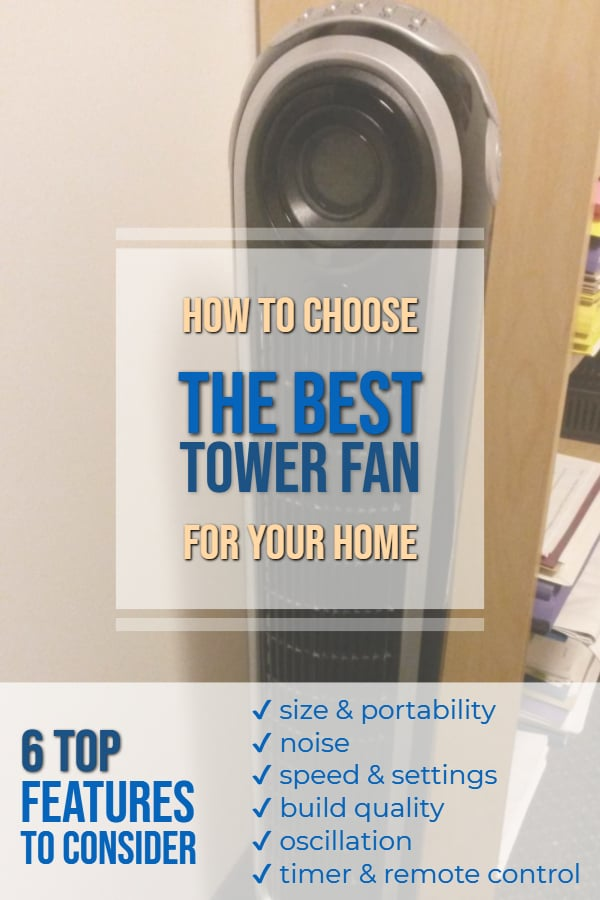 Best Tower Fan Reviews Info