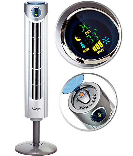 Best Tower Fan Reviews:Ozeri Ultra Wind Fan