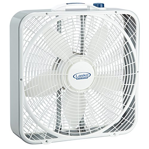 Box fan reviews:Lasko 20 Weather-Shield Performance Box Fan