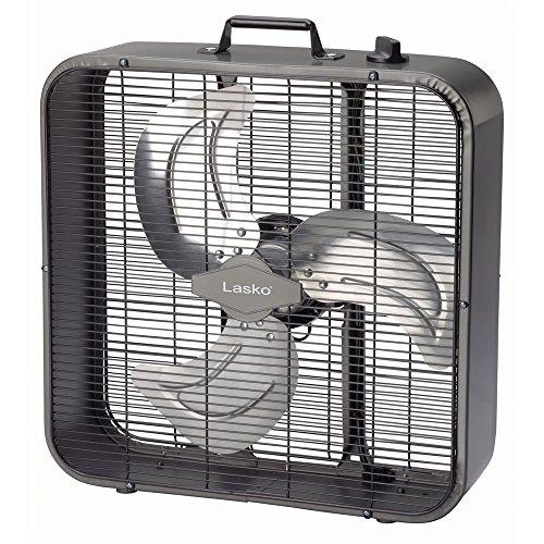 Lasko B20725 Metal Box Fan