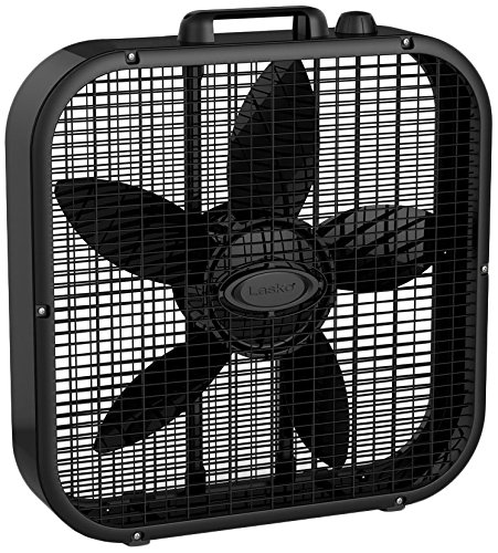 Box fan reviews:Lasko B20401 Decor Box Fan