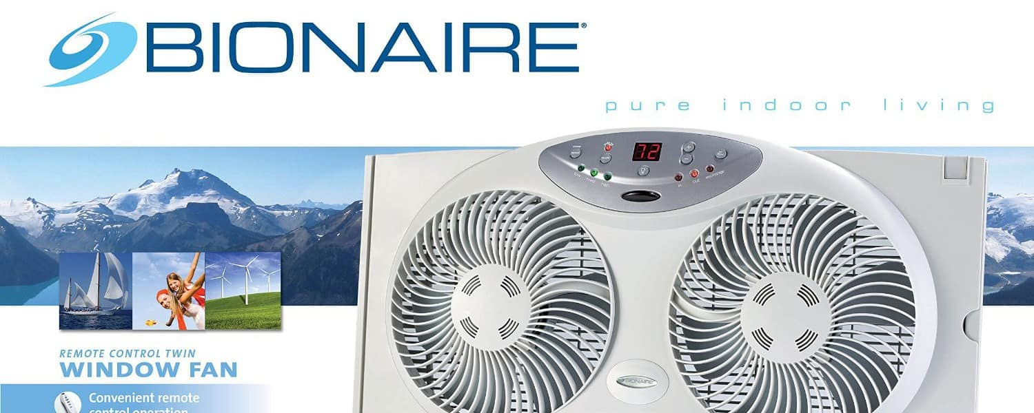 Bionaire Window Fan Review