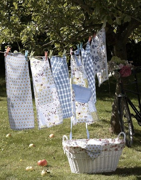 Dry your clothes outside on a clothesline, it will help you to keep your house cool #whatfans #energysaving #savingmoney #summertips #energysavingtips #coolingtips #backyard #backyarddesign