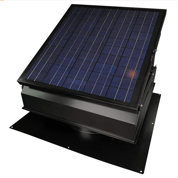 solar attic ventilation fans pros and cons